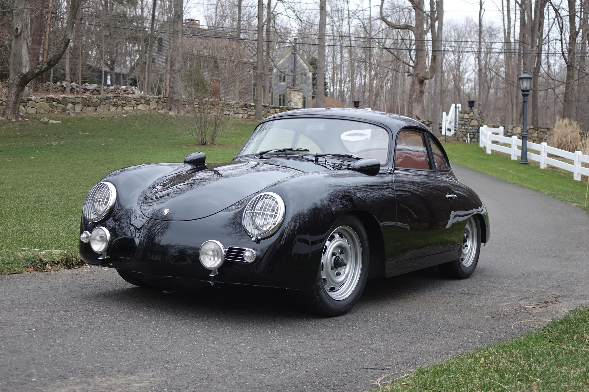 1958 Porsche 356 A 'Golde' Sunroof / Outlaw Coupe