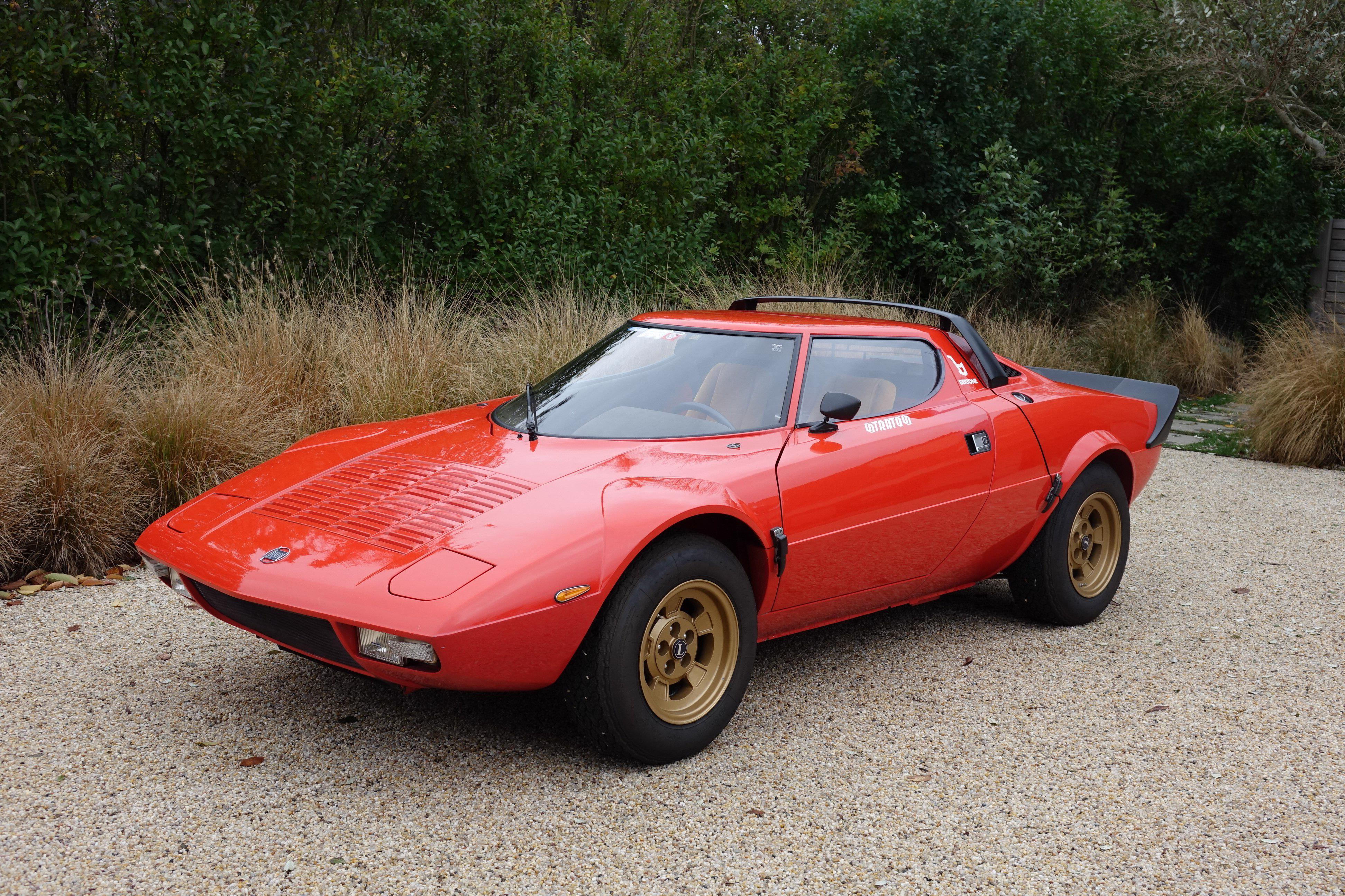 1974 Lancia Stratos Hf Stradale By Bertone For Sale Mm Garage