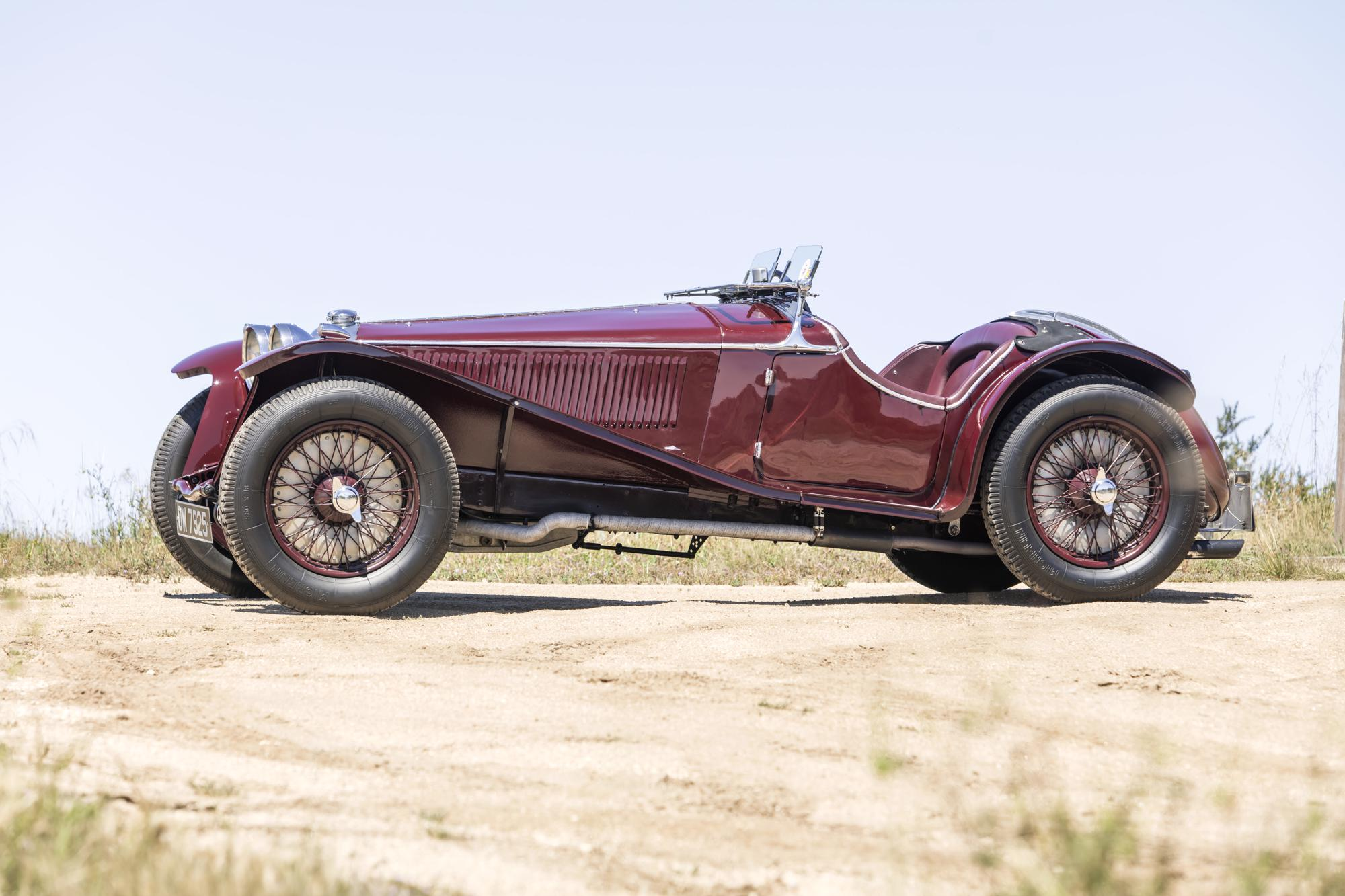 1935 Riley MPH Two Seater Sports